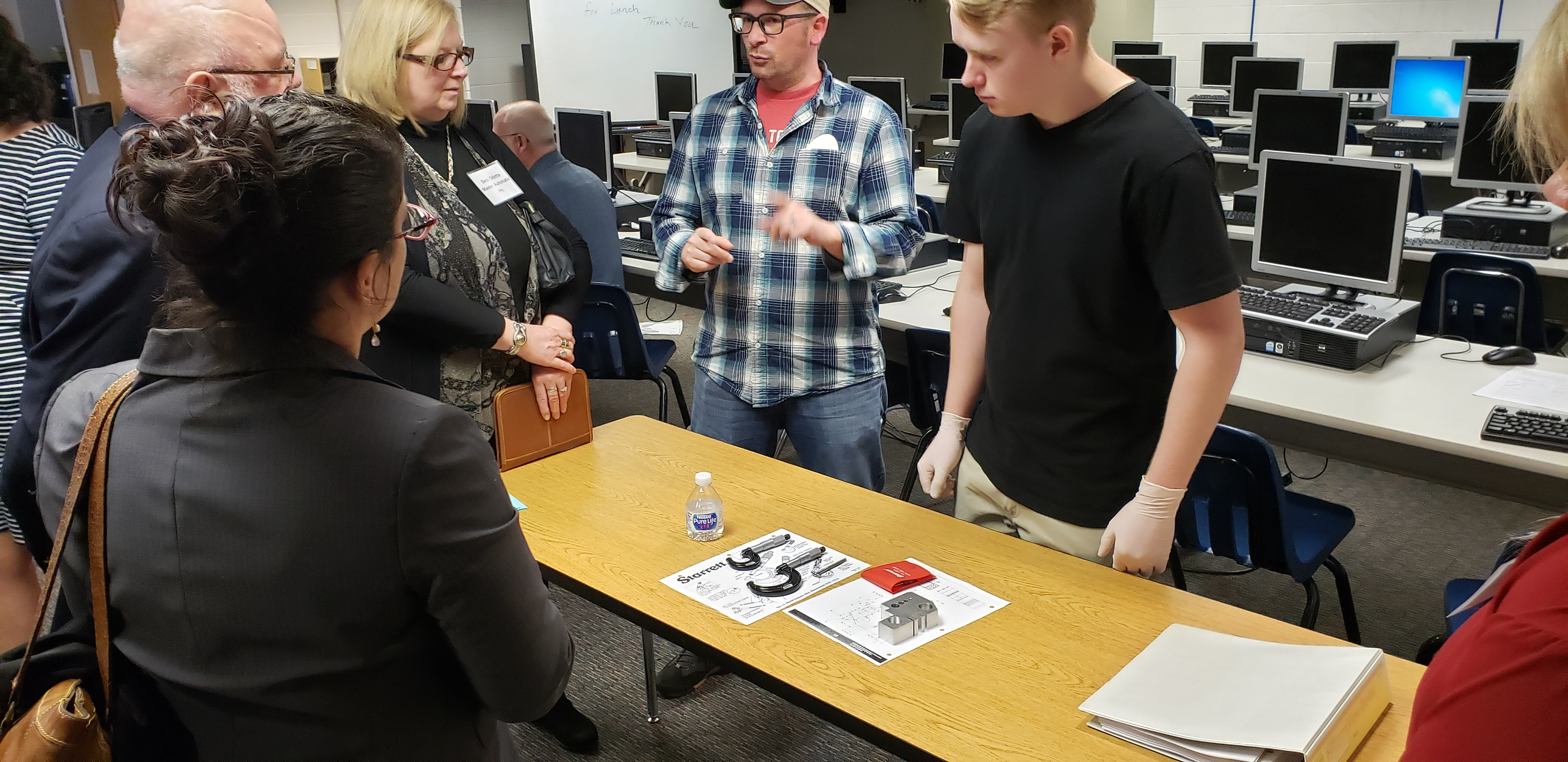 2019 SME PRIME Launch - Starkweather Academy - Starrett PMI Demonstration.jpg