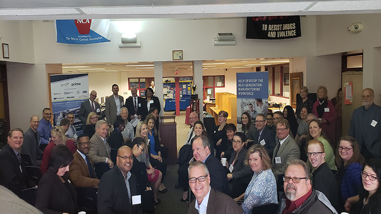 2019 SME PRIME Launch at Starkweather-Academy in Plymouth-Canton Michigan.jpg