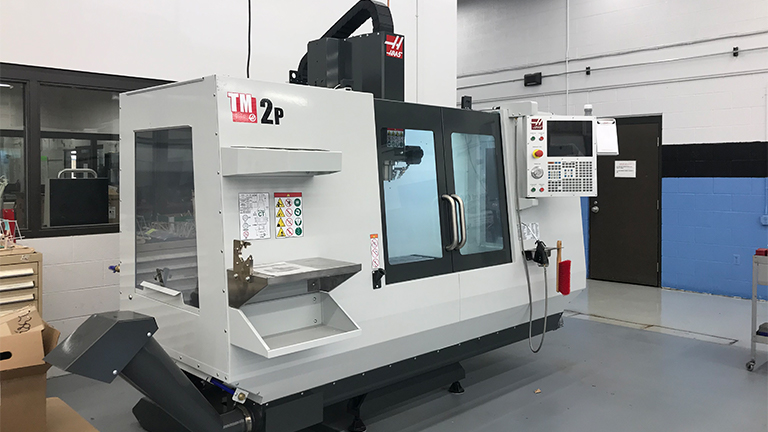 2020 - Saginaw ISD - New Equipment - Haas TM-2P CNC Milling machine - web.jpg